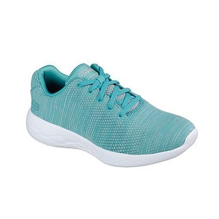 SKECHERS GO RUN 600 AQUA