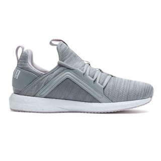 PUMA MEGA NRGY HEATHER KNIT W GRIS