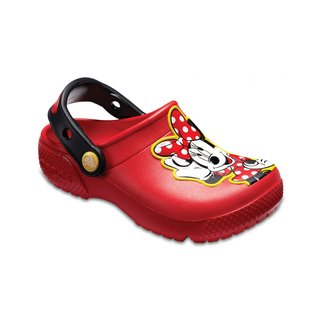 CROCSBAND FUN LAB MINNIE ROJO FLAME