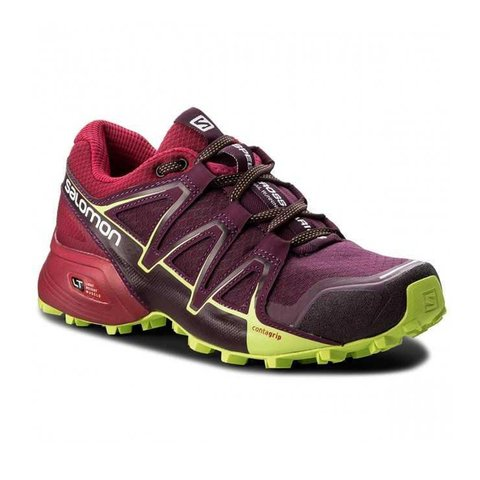 SALOMON SPEEDCROSS VARIO 2 W VIO/LIMA