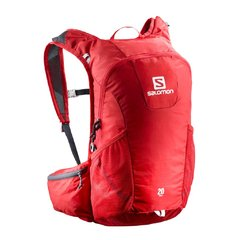 SALOMON MOCHILA TRAIL 20 CHE/GRI