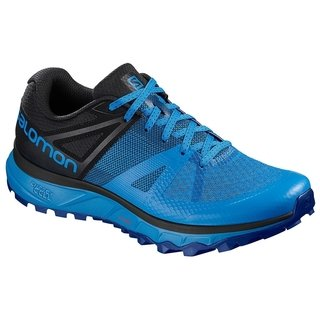 SALOMON TRAILSTER M AZUL/NEG