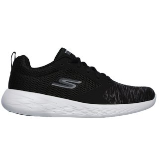 SKECHERS GO RUN 600 NEGRO/GRIS