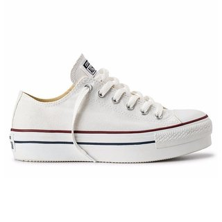 CONVERSE C T ALL STAR PLATFORM WHITE