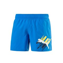 PUMA SHORT BAÑO BIG CAT AZ FCIA
