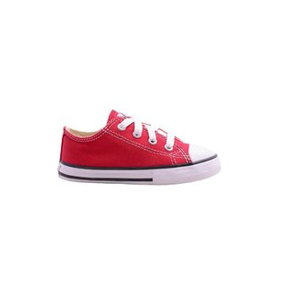 CONVERSE CHUCK TAYLOR AS INFANT ROJO