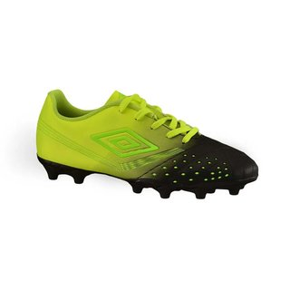 UMBRO CPO FIFTY JR NEGRO/LIMON