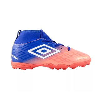 UMBRO STY CALIBRA JR COR/ROY/BCO