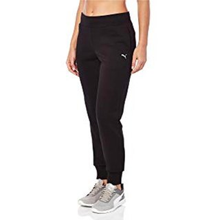 PUMA ESS SWEAT PANTS W NEGRO