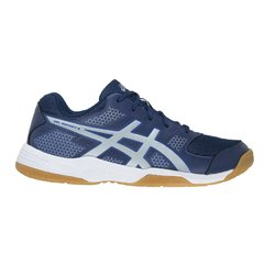 ASICS GEL ROCKET 8 AZUL/BCO