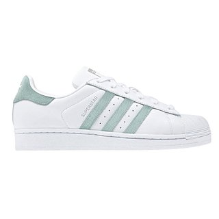 ADIDAS SUPERSTAR W BLANCO/GRIS