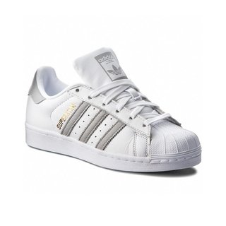 ADIDAS SUPERSTAR W BL/GR