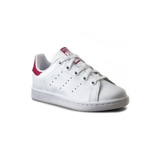 ADIDAS STAN SMITH KIDS BCO/FUC