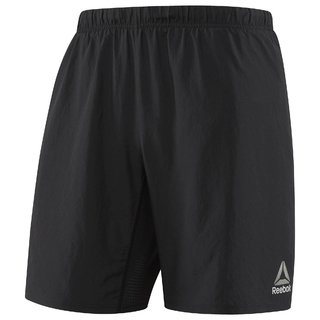 REEBOK SHORT 8 IN NEGRO
