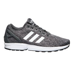 ADIDAS ZX FLUX GRI/BCO