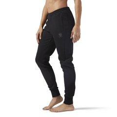 REEBOK F FRANCHISE FLEECE PANT NEGRO