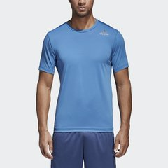 ADIDAS REMERA FREELIFT FIT AZUL