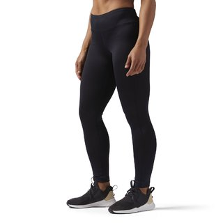 REEBOK LEGGINS WORKOUT NEGRA