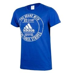 ADIDAS REM MC BADGE AZUL/BCA