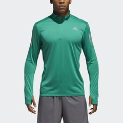 ADIDAS REM ML RS LS ZIP TEE M VERDE