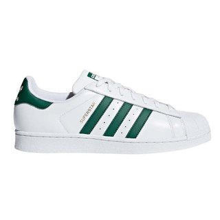 ADIDAS SUPERSTAR BCO/VDE