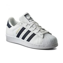 ADIDAS SUPERSTAR BCO/NAVY