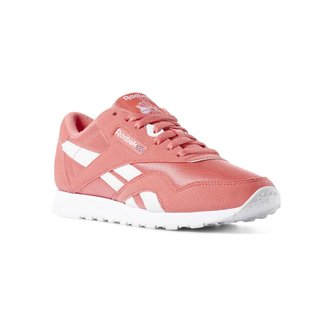 REEBOK CLASSIC NYLON YOUNG CORAL