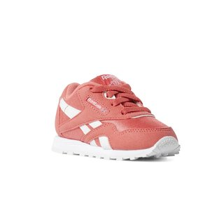 REEBOK CLASSIC NYLON INFANT CORAL