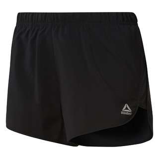 REEBOK SHORT 3 IN W NEGRO