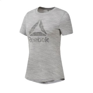REEBOK REM MC MARBLE GROUP TEE W GRIS