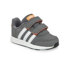 ADIDAS VS SWITCH 2 CMF INF GRIS/BCO