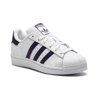 ADIDAS SUPERSTAR W BL/VIO