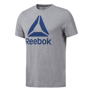 REEBOK REM MC QQR STACKED GRIS