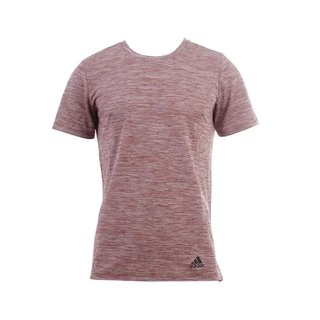 ADIDAS REMERA RUN TEE M BORDO
