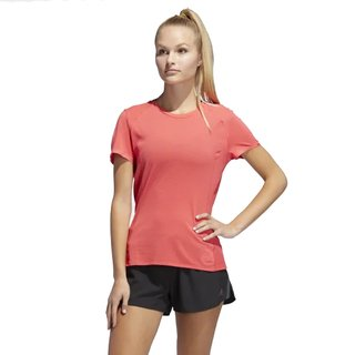ADIDAS REMERA FN SN W SHOCK RED