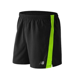 NEW BALANCE ACCELERATE 5IN SHORT NGO/VDE