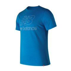 NEW BALANCE REMERA ESS LAND AZUL