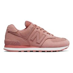 NEW BALANCE REPTILE LUXE WL574URT ROSA