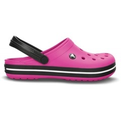 CROCS BAND CANDY PINK / BLACK - comprar online