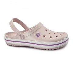 CROCS BAND PEARL PINK/WILD ORCHID - comprar online
