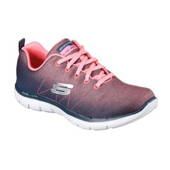 SKECHERS FLEX APPEAL 2.0 BRIGHT SIDE GR/CORAL - comprar online