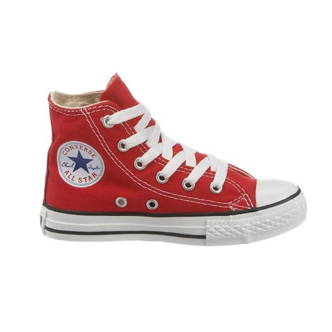 CONVERSE CHUCK TAYLOR ALL STAR CORE HI RED - comprar online