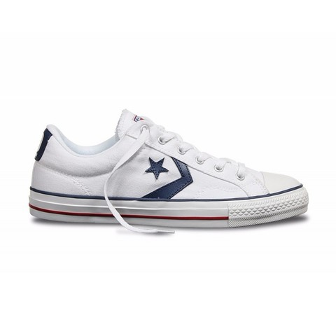 CONVERSE STAR PLAYER OX WHITE - comprar online