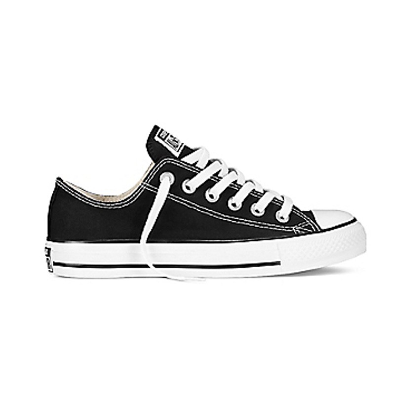 f2da59285 CONVERSE CHUCK TAYLOR ALL STAR CORE OX BLACK - comprar online