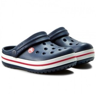 CROCS BAND KIDS NAVY - comprar online
