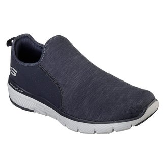 SKECHERS FLEX ADVANTAGE 3.0 NAVY - comprar online