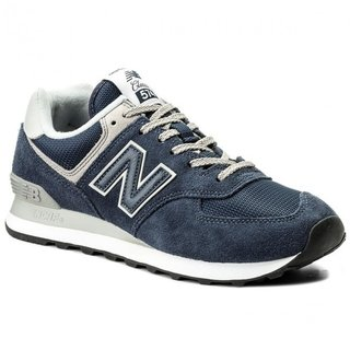 NEW BALANCE ML574EGG AZUL - comprar online