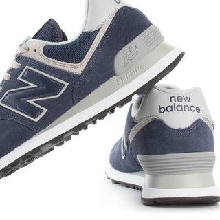 NEW BALANCE ML574EGG AZUL en internet