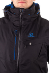 SALOMON CAMPERA CONTEST NEGRA en internet