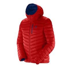 SALOMON CAMPERA HALO HOODED M RJO - comprar online